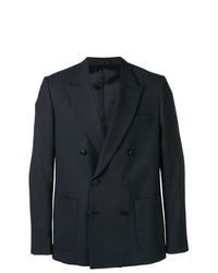 Maison Flaneur Double Breasted Blazer