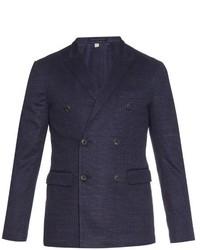 Burberry London Stirling Slim Fit Linen Blend Blazer