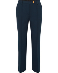 Tory Burch Sara Jersey Straight Leg Pants