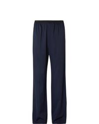 Balenciaga Wide Leg Woven Trousers