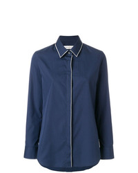 Golden Goose Deluxe Brand Piped Trim Shirt