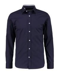 Selected Homme Shxoneandy Slim Fit Shirt Dark Navy