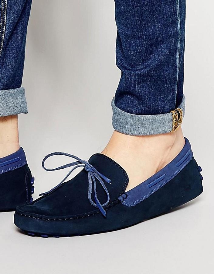 f7d29595510f5 Lacoste Concours Casual Loafers Dark Brown Mens Footwear Shop Mens Footwear  COLOUR-dark brown