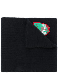 DSQUARED2 Embroidered Patch Scarf