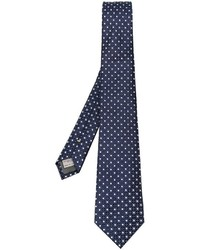 Canali Embroidered Tie