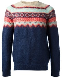 Mauntain navajo sweater medium 352