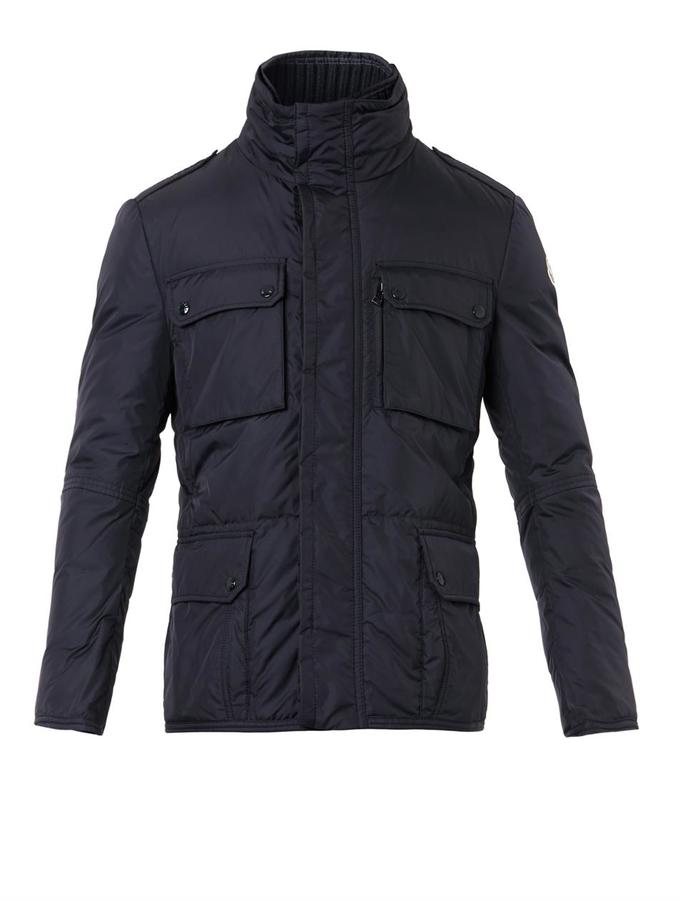... Moncler Amazzone Quilted Field Jacket ...