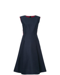 Marni Piped Flared Dress