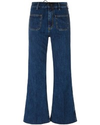 ARIES Flared Jeans