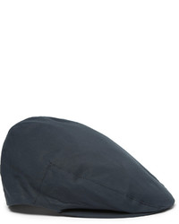 Water repellent shell flat cap medium 1055223