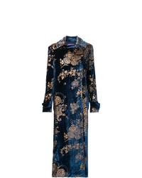 Ralph Lauren Floral Print Coat