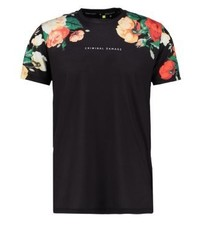 Hans print t shirt blackmulti medium 4162263
