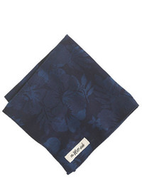 The Hill-Side Jacquard Aloha Pocket Square