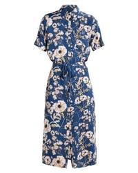 mbyM Fortuna Dress Blue