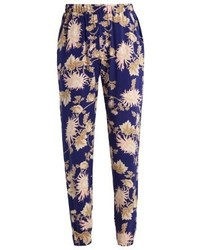Anna Field Trousers Navy