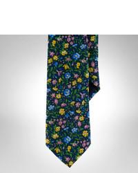 Polo Ralph Lauren English Floral Silk Tie