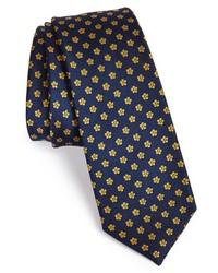 The Tie Bar Silk Floral Tie