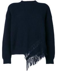 Stella McCartney Knit Fringed Top
