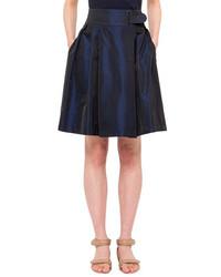 Navy Full Skirt