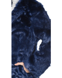 Won Hundred Marian Faux Fur Coat Where To Buy How To Wear