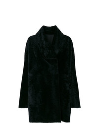 Drome Reversible Fitted Fur Jacket
