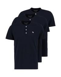 3 pack basic t shirt navy medium 4273041