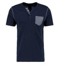 Pktgms print t shirt blues medium 4163511