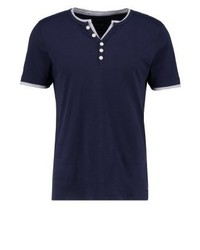 Pktgms print t shirt navy blazer medium 4206414