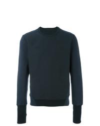 Alexander McQueen Herringbone Skull Print Sweatshirt