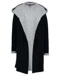 Anna Field Cardigan Grey Dark Blue