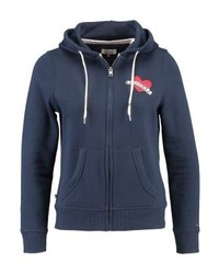 Tommy Hilfiger Tracksuit Top Blue