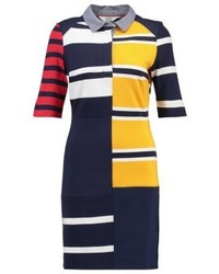 Tommy Hilfiger Gigi Hadid Shift Dress Blue