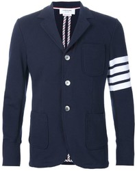 Stripe detail blazer medium 604552