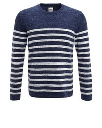 Jumper navywhite stripe medium 4205848