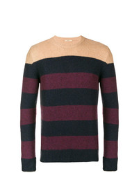 Nuur Striped Crewneck Jumper