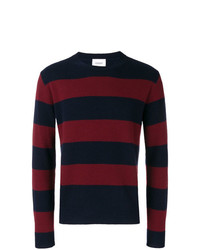 Dondup Striped Knit Jumper