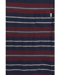 fd57a9c9ac ... Vans Boys Barrington Stripe T Shirt