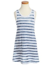 Splendid Sleeveless Stripe Dress