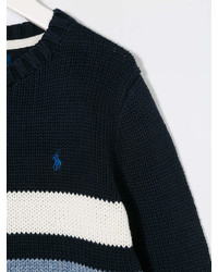 Ralph Lauren Kids Striped Jumper
