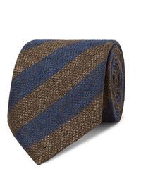 Charvet 75cm Striped Silk Tie