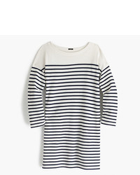 J.Crew Striped Boatneck Tunic