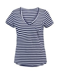 Gap Print T Shirt Navy