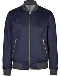 Navy jacket original 447678