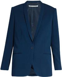 Stella McCartney Mattea Shawl Collar Single Breasted Jacket