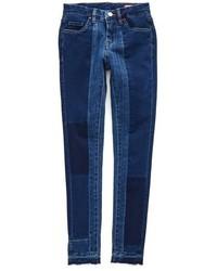 Blank NYC Blanknyc Mixed Denim Skinny Jeans