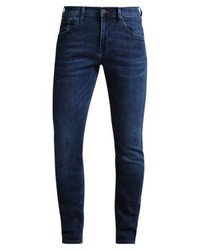 Tommy Hilfiger Bleecker Slim Fit Jeans Dark Blue