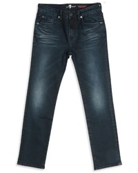 Boys 7 For All Mankind Standard Straight Leg Jeans