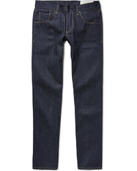 rag & bone Fit 2 Slim Fit Raw Selvedge Denim Jeans