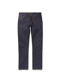 Nudie Jeans Grim Tim Slim Fit Organic Stretch Denim Jeans