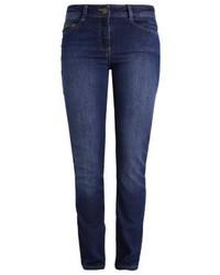 Wallis Harper Straight Leg Jeans Midwash